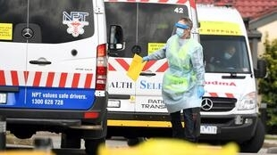 Australia has seen a surge in cases, with dozens of infections linked to a home for the elderly in Melbourne