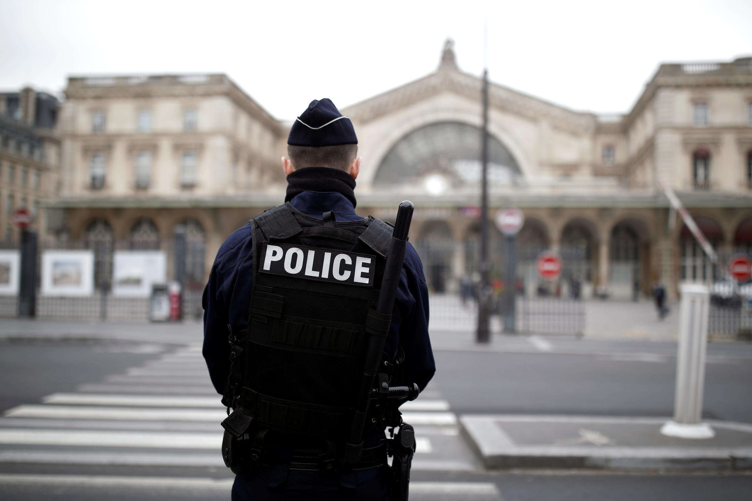 """French police tactics, including the use of """"chokehold"""" restraining techniques, have come under growing criticism."""