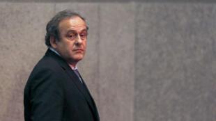 Michel Platini devrait être entendu par la Fifa entre le 16 et le 18 décembre.