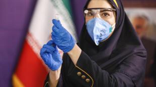 Iran vaccin
