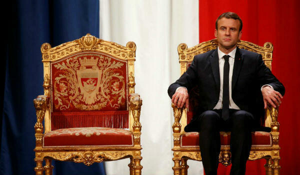 Under the Fifth Republic, French presidents have traditionally been reluctant to share power with parliament.