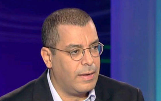 الإعلامي والمحلل السياسي مصطفى الطوسة