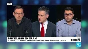 2019-11-18 19:18 Are the protests in Iran the biggest since the 1979 Iranian Revolution?