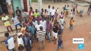 en foco - elecciones Costa de Marfil