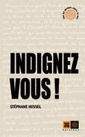 """""""Get indignant,"""" an unlikely French bestseller"""