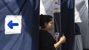 Chile constitution election voter