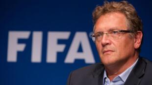 L'ex-secrétaire général de la Fifa Jérôme Valcke.
