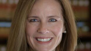Amy Coney Barrett cour suprême états unis trump ruth bader ginsburg
