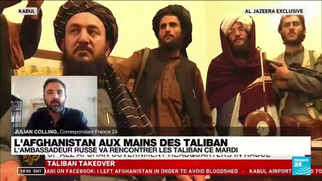 2021-08-16 12:05 Afghanistan : l'ambassadeur russe va bientôt rencontrer les taliban