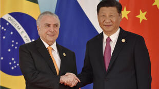 Brasil fue el mayor receptor de préstamos estatales chinos en 2017, con un total de 5.300 millones de dólares.