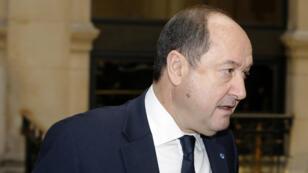 L'ex-patron de la lutte anti-terroriste Bernard Squarcini, photographié le 19 octobre 2017.