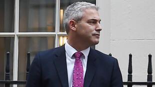 Stepen Barclay fue nombrado nuevo ministro para el Bexit. 22 de noviembre de 2017.