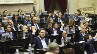 La Cámara de Diputados de Argentina aprobó el proyecto de ley de Emergencia Alimentaria y Nutricional, el 12 de septiembre de 2019. Ahora deberá ser discutido en el Senado.