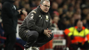 Leeds manager Marcelo Bielsa has few trophies to his name but he is revered by Pep Guardiola