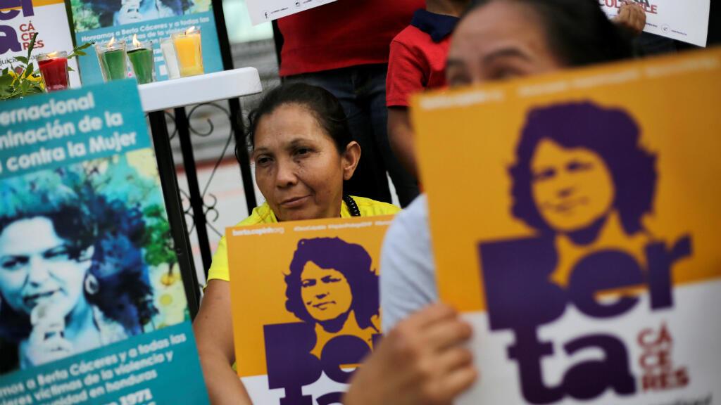 3143132c222a Honduras: condenan a siete de los ocho acusados por el asesinato de ...