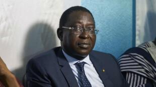 Le candidat de l'opposition malienne, Soumaïla Cissé.