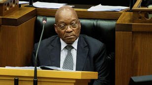 Le 4 février, Jacob Zuma a exclu de démissionner, malgré l'appel pressant de la direction de son parti.