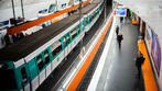 Retraites : l'Unsa-RATP suspendra la grève lundi sur une majorité des lignes du métro