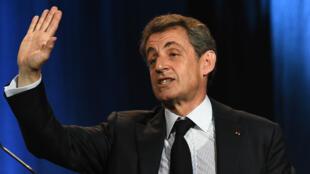 """Dans le livre """"La France pour la vie"""", Nicolas Sarkozy reconnaît des erreurs et des fautes durant son quinquennat."""