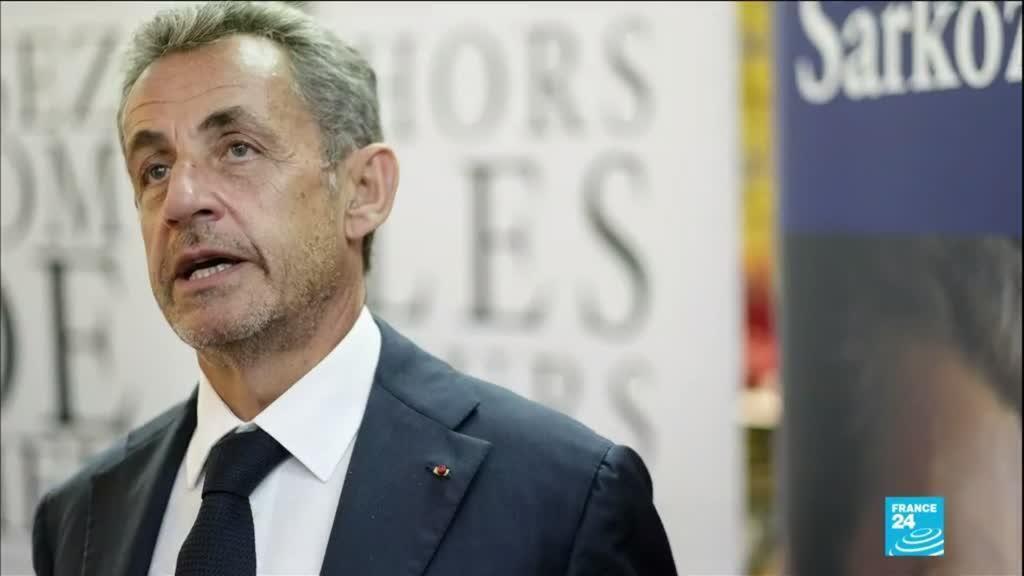 """2021-03-01 14:06 Affaire des """"écoutes"""" : Nicolas Sarkozy reconnu coupable et condamné à un an de prison ferme"""