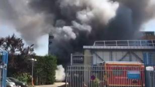 L'incendie d'un poste électrique de RTE à Issy-les-Moulineaux, le 27 juillet 2018, a fortement perturbé le trafic de la gare Montparnasse.