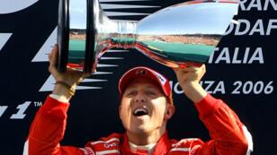 Michael Schumacher ganó siete títulos de Fórmula Uno, dos con Benetton y cinco con Ferrari.