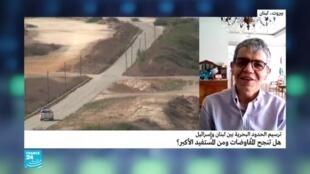 الكاتب بشارة خيرالله