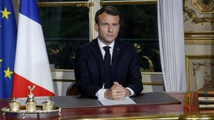 """كيف سيكون رد ماكرون على أزمة """"السترات الصفراء"""" التي تهز فرنسا منذ ستة أشهر؟"""