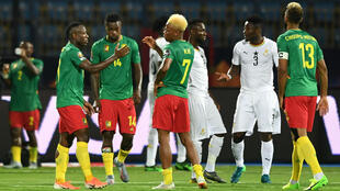 Les Camerounais sont déjà qualifiés pour la suite de l'aventure mais pas les Ghanéens.