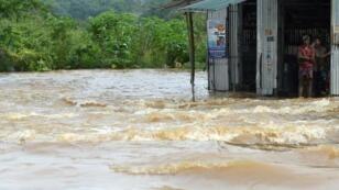 سريلانكا تشهد أسوأ فيضانات منذ 14 عاما بعد أمطار موسمية غزيرة في عدد من مناطق الجزيرة