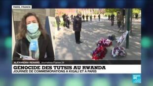 """2021-04-07 13:01 Génocide des Tutsis au Rwanda :  """"La vérité historique est un devoir"""" (Jean-Michel Blanquer)"""