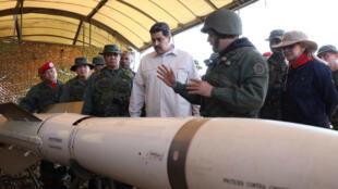 El presidente de Venezuela, Nicolás Maduro, informó sobre los planes de inversión en el sector de defensa para garantizar la seguridad de los venezolanos.