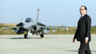 La France invoque la légitime défense pour justifier ses bombardements aériens en Syrie.