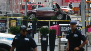 L'accident a fait un mort et 22 blessés, selon les autorités.
