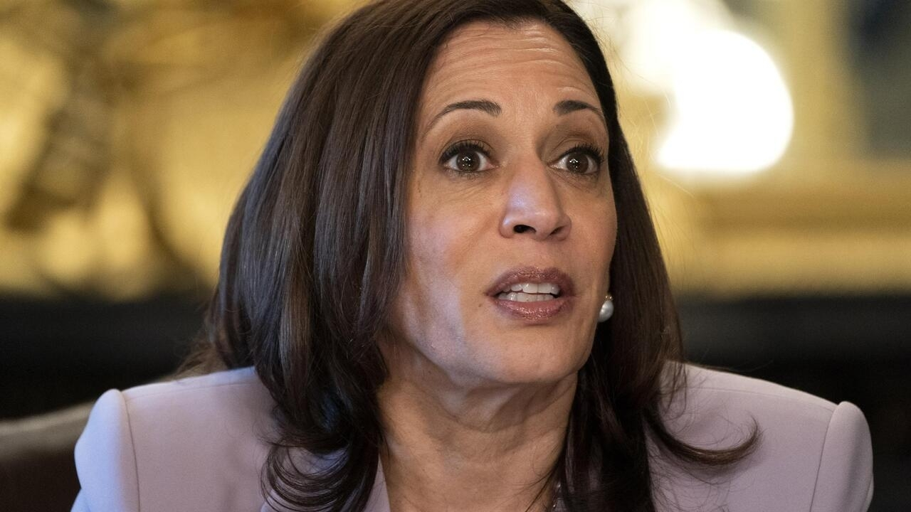 US Vice President Harris to make first trip to US-Mexico border amid migrant crisis
