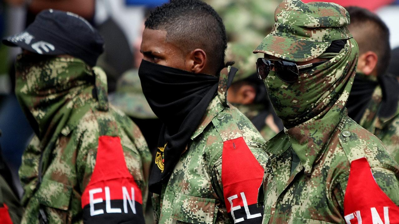La guerrilla colombiana del Ejército de Liberación Nacional (ELN) anunció en un comunicado en su web un alto el fuego para el mes de abril por el coronavirus.