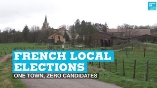The village of Châtenois in the Haute-Saône department has no candidates for the upcoming French local elections.