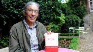L'écrivain algérien Boualem Sansal.