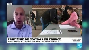 2020-04-02 12:02 Covid-19 en France : Un déconfinement progressif selon les régions et les classes d'âge ?