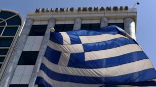 La Bourse grecque était en hausse, jeudi, pour la première fois depuis sa réouverture lundi 3 août.