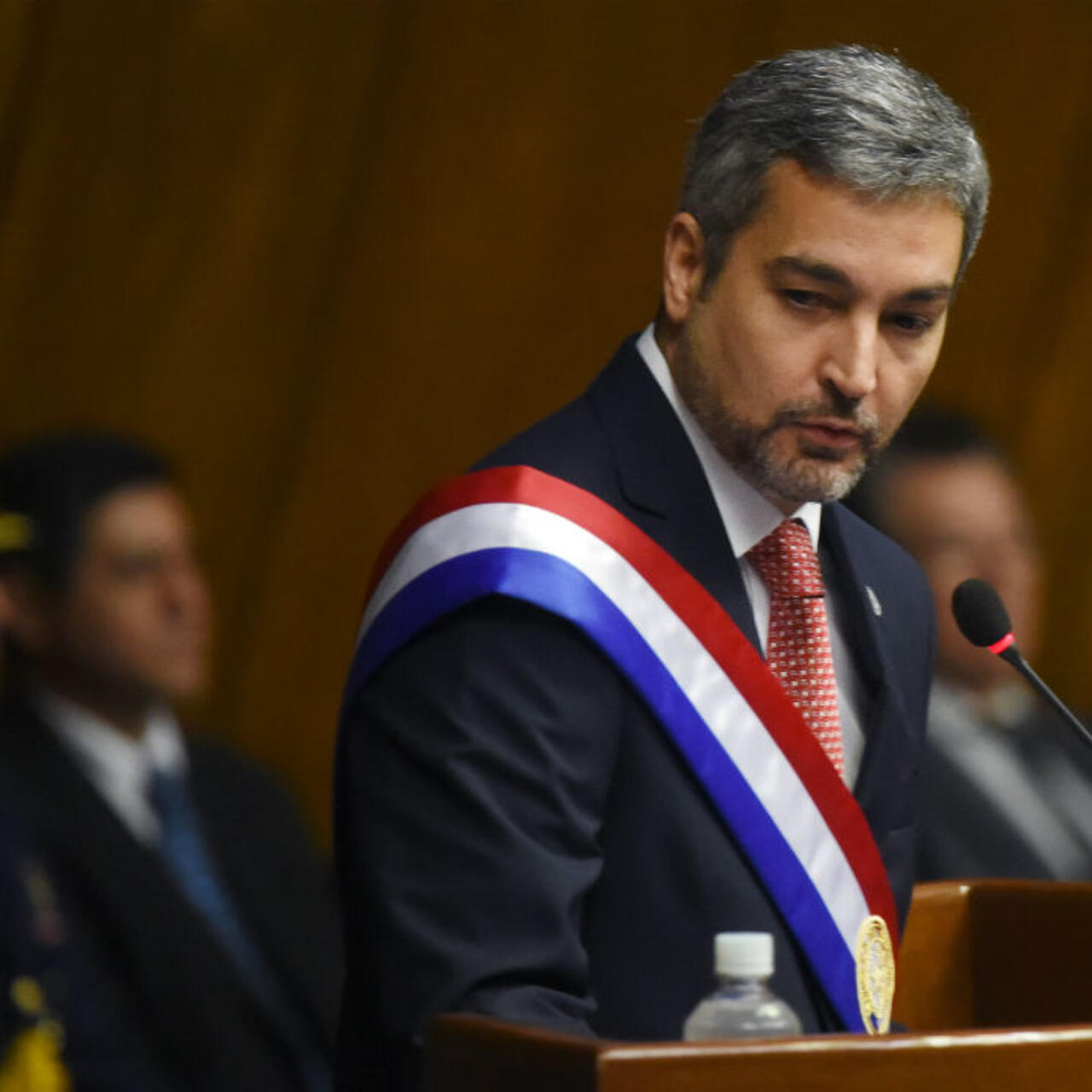 Paraguay: el presidente Mario Abdo Benítez, bajo la amenaza de un juicio  político para destituirlo