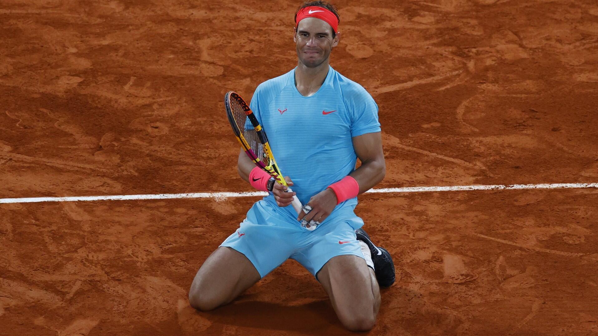 Roland-GArros Tennis déconfinent
