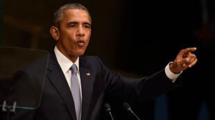 Le président américain a expliqué que les militaires américains seraient armés pour assurer leur sécurité.