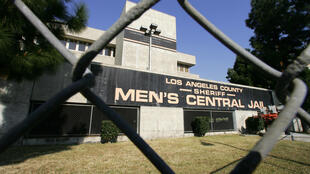 Some 357 prisoners have tested positive in Los Angles County, which has the United States' largest prison population