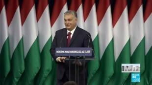 2020-03-31 09:05 Coronavirus : En Hongrie, Viktor Orban s'assure des pouvoirs quasi illimités
