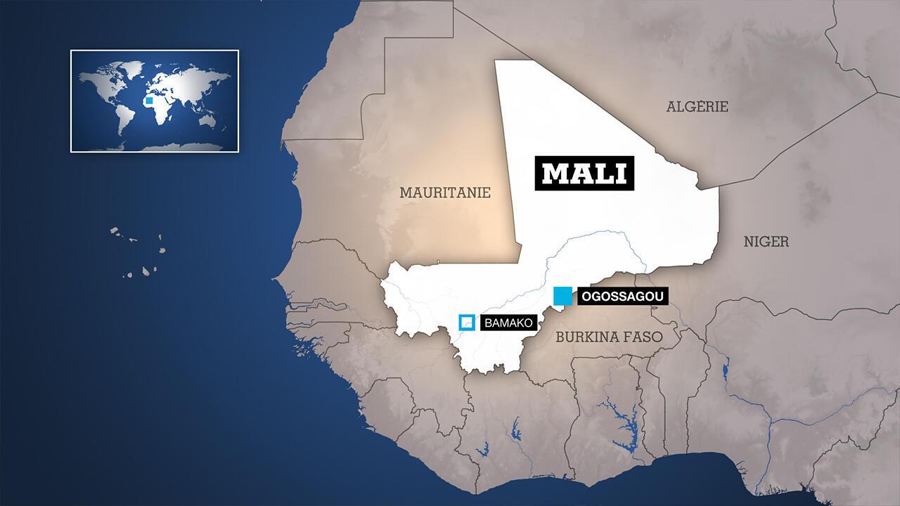 Uno de los ataques en la madrugada del sábado 23 de marzo de 2019 ocurrió en el poblado de Ogossagou, en el centro del país.