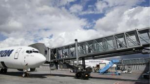 L'annexe décriée du tribunal du TGI de Bobigny se trouve dans l'aéroport de Roissy.