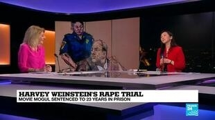 2020-03-11 22:39 How much of an impact can Weinstein's trial have on other cases?
