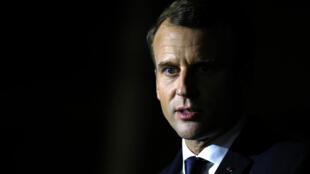Emmanuel Macron organisera à Paris, le 12 décembre, un sommet sur le financement de la lutte contre le réchauffement climatique.
