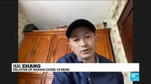 2021-01-28 08:03 Coronavirus pandemic: Relative of Wuhan dead says silenced by China as WHO visits